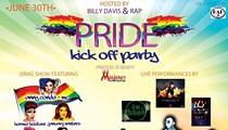 2017 San Antonio Pride Kick-Off Party