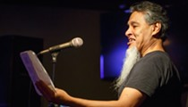 Local Favorite Anthony 'The Poet' Flores to Emcee Wednesday's 'MetaDada' Poetry Reading