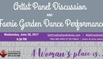 Artist Panel Discussion & Faerie Dance Performance
