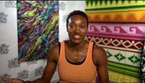 Basketball is an Art – Stars Center Kayla Alexander Talks About Her Passion for Both