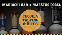 Tequila Tasting Event for National Tequila Day at Mariachi Bar