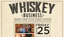Win Tickets to Whiskey Business!