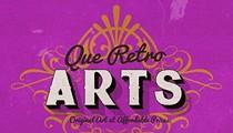 Que Retro Arts 1st Anniversary Art Walk and Market