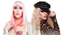 'Cher' and 'Britney' Team Up for a Dragtastic Double Feature at the Aztec