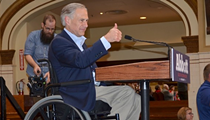 Gov. Abbott is Totally OK With Sharing Fake News