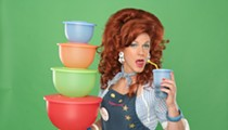 Wayward Southern Belle Dixie Longate's Dragtastic Tupperware Party Returns to the Tobin