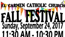 El Carmen Catholic Church Fall Festival