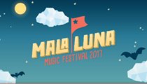 Enter to win a pair of tickets to Mala Luna Music Festival!!
