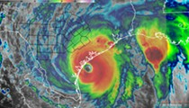 Harvey is Now a Category 4 Hurricane