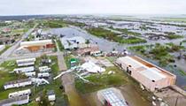 Harvey Evacuees Take Shelter in San Antonio, For Now