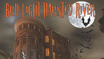 Bud Light Haunted River