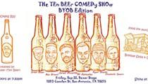 The Ten Beer Comedy Show