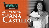 """An Evening with Ana Castillo"""