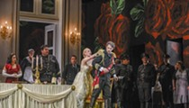 Terrific Singing, Baffling Flowers and a Climactic Gunfight in Opera San Antonio's 'Macbeth'