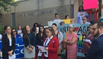 SAISD Board Hears From Anti-LGBT Protesters  — and Votes to Protect DACA Students