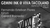 Gemini Ink at Viva Tacoland