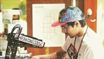 SA Music Showcase: Beatmaker at Paper Tiger (Courtyard)
