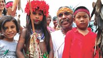 Lady Base Gallery Celebrates Yanaguana Indigenous People's Week
