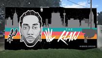 San Antonio South Side Will Soon Be Home to Kawhi Leonard Mural