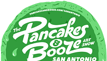 The San Antonio Pancakes and Booze Art Show