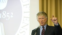Ted Koppel Brings the Future of Journalism to Trinity University