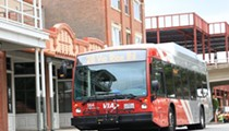 VIA Metro Waiving Bus Fees On Election Day
