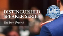 Distinguished Speaker Series: The Iran Project