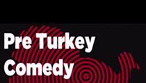 Pre-Turkey Comedy Slam