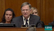 Texas Congressman Lamar Smith is Retiring