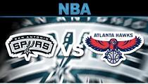 Atlanta Hawks at San Antonio Spurs