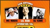 MC Magic & Lil Rob Concert