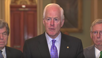 Following Sutherland Springs Shooting, Sen. Cornyn Proposes Law to Actually Make Military Follow the Law