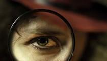 <em>The Case of the Deadly Detective</em>