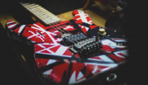 Eddie Van Halen's Guitar Returned to Hard Rock Cafe After Found on River Walk