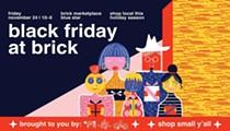 Black Friday at Brick