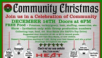 Community Christmas Party & Show
