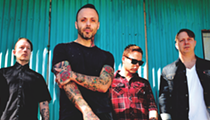 Texas' Own Blue October Set to Play Aztec Theatre