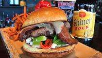 Walk-On's Bistreaux & Bar Gets Into Holiday Spirit with Blitzen Burger