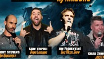 The Social Justice Warriors Comedy Tour
