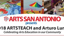 The 2018 ArtsTeach and Arturo Luncheon