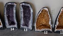 Huge Gem Amethyst Rock Fossil Sale