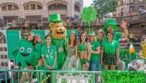 St. Patrick's Day River Parade & Festival