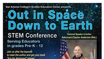 STEM Educator Conference: Out in Space, Down to Earth
