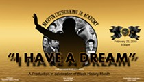 "M. L. King Academy's Production of ""I Have A Dream"""