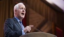 Texas Sen. Cornyn Interacted with Russia-linked Twitter Content During 2016 Election
