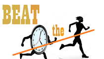 "Beat the Clock Fun Run - ""The 60 Second Challenges"""