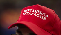 Alexei Wood Arrested for Snatching Man's Trump Hat During Austin Women's March