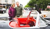 Texas Corvette Association Car Show