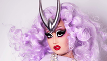'Live-Action Anime' Drag Star Kim Chi Returns to the Main Strip