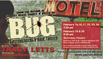 San Antonio College to Present BUG, an intense psychological thriller